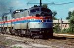 Amtrak E8A #413