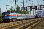 Amtrak E60CP #953 & Conrail GP10 #7580