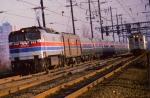 Amtrak Passing SEPTA(PC)