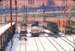 Amtrak 30th Street Yard - 1979