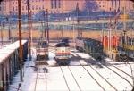 Amtrak 30th Street Yard - 1979