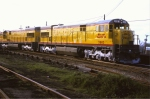 Union Pacific U30C #2883 (Being Delivered)
