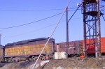 Union Pacific GP30B #738B