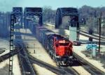 Grand Trunk Western SD40 #5924