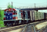 Grand Trunk Western GP38AC Bicentennial #1776