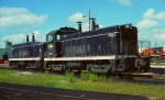 Illinois Central TR2A&B Set #1029A & #1029B