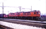 Chicago, South Shore & South Bend Freight Motors #706 & #707