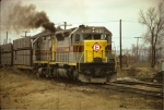 Erie Lackawanna SDP45 #3658