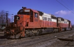 Illinois Central SD40 #6000