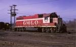 GM&O GP38AC #730