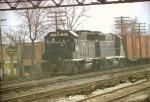 Illinois Central GP40 #3018
