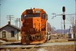 EJ&E SD38 #653
