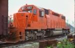 EJ&E SD38-2 #657