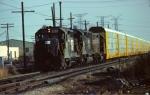 PC (Post Conrail) GP35 #2259 w/Early Autorack