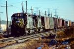Conrail SD35 #6043 (Ex CNJ 2504)