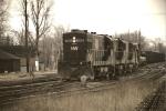 N&W U28B #1908