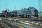 Western Maryland F7As #236 & #63
