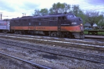 Illinois Central E8A #4024 (Amtrak)