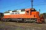 Illinois Central SD40A #6015