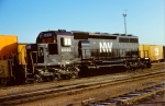 Norfolk & Western SD40-2 #6090 (Brand New Delivery)