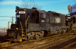 N&W GP9 #640