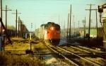 Amtrak E8A #201