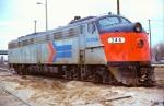 Amtrak E8A #344