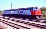 Amtrak SDP40F #615