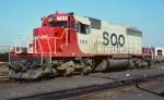 SOO SD40-2 #769