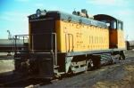 Milwaukee Road SW1200 #652