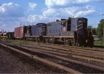 Chicago & Eastern Illinois (MoPac) GP7 #88