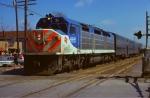 "NW Suburban Mass Transit ""Village of Ontarioville"" F40C #51"