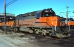 Milwaukee Road SD40-2 #202