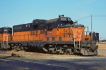 Milwaukee Road GP20 #972