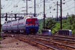 Amtrak Metroliner #882