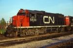 CN 5533 GP38-2 (GR-20b)