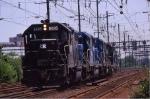 Conrail (stenciled) GP38-2 #8085