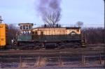 Conrail SW1500 #9619