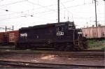 Conrail GP30 #2233