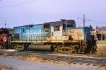 Conrail (ex L&HR) Alco C420 #2073