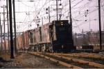 Conrail E44 #4455