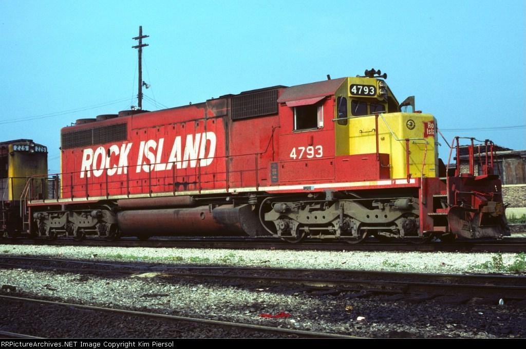 CRI&P SD40-2 #4793