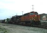 BNSF 4329 NS 39G