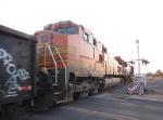 BNSF 658 NS 69Q