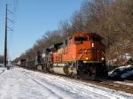 BNSF 9272 NS 38G