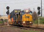 CSX 8745 Q191-05
