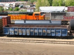 090604009 NDYX 321565 at BNSF Northtown &quot;T&quot; Yard