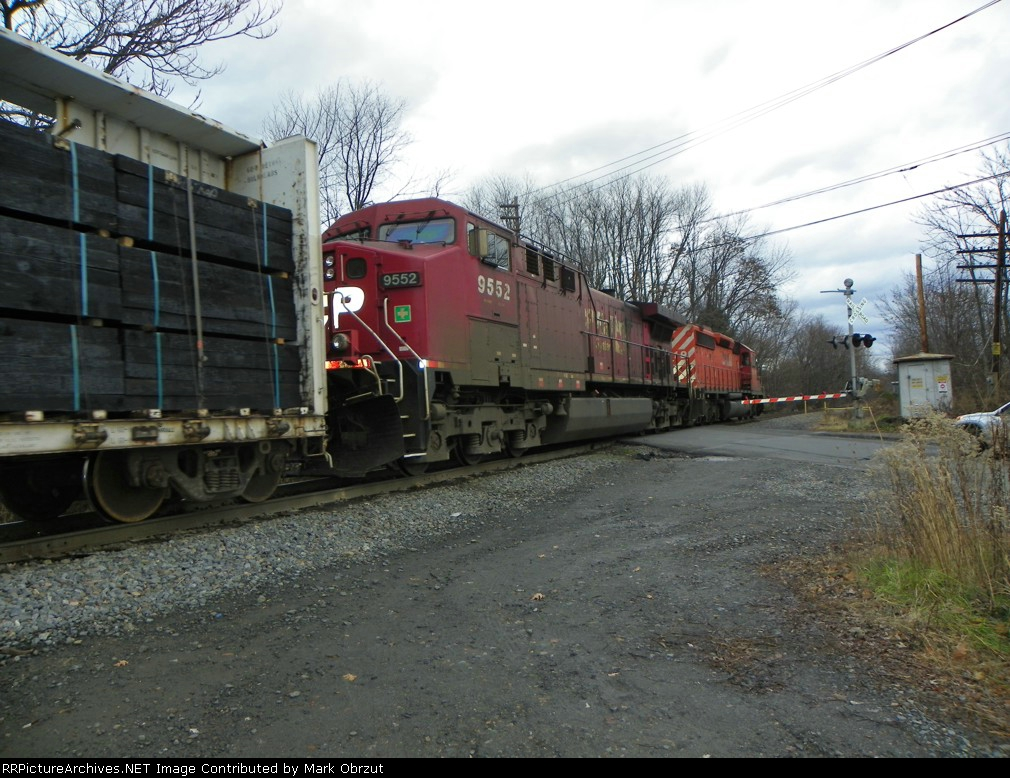 Canadian Pacific 9552