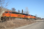 BNSF 7463