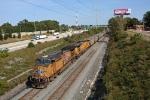 UP 5782 on CSX E958-20